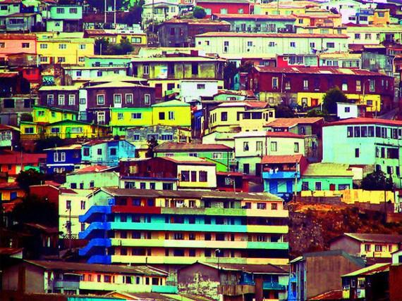 Valparaiso Chile 1