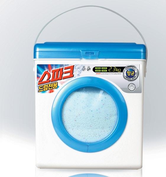 Waschpulver Spark