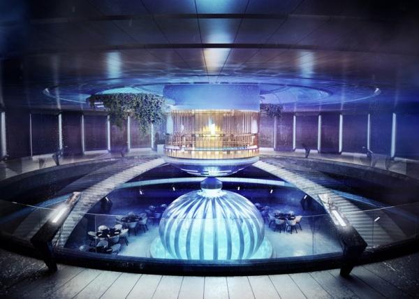 Water Discus ist ein Hotel 1