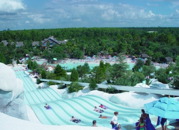 Waterpark im Stil Disney 1
