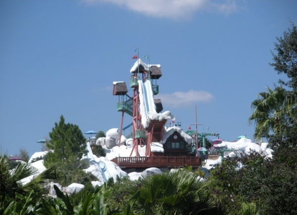 Waterpark im Stil Disney 2
