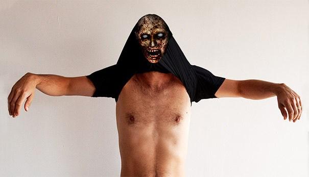 Zombie-T-Shirt 1