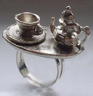 eine Tasse Tee