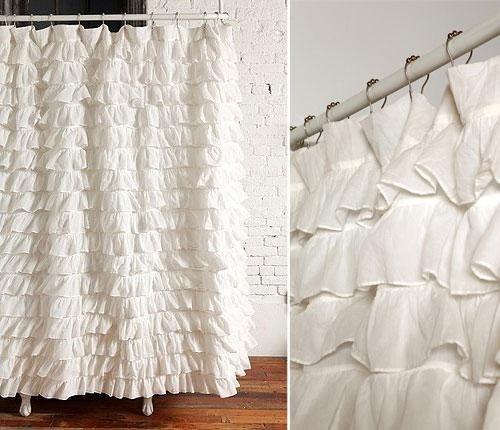 zottiger Vorhang