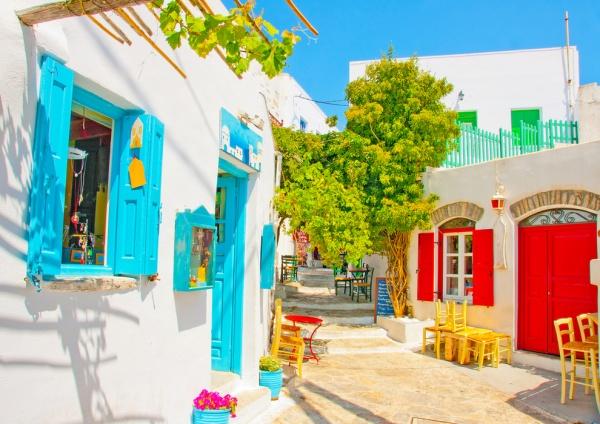 Amorgos, Griechenland