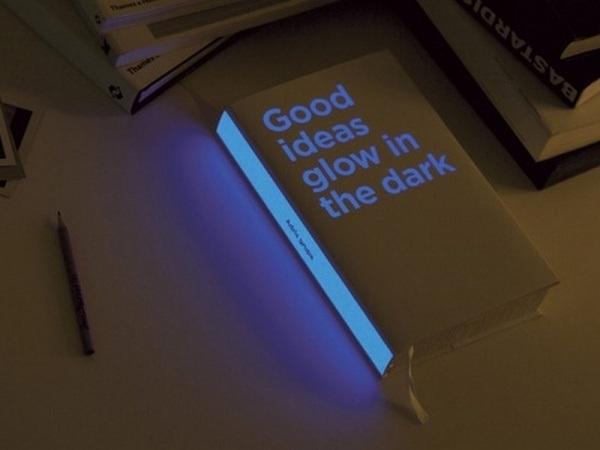 Buch-Nachtlicht