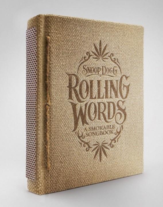 Buch fuer selbstgedrehte Zigaretten Snoop Dogg