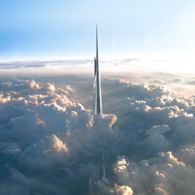 Das höchste gebäude der welt Burj Khalifa 1