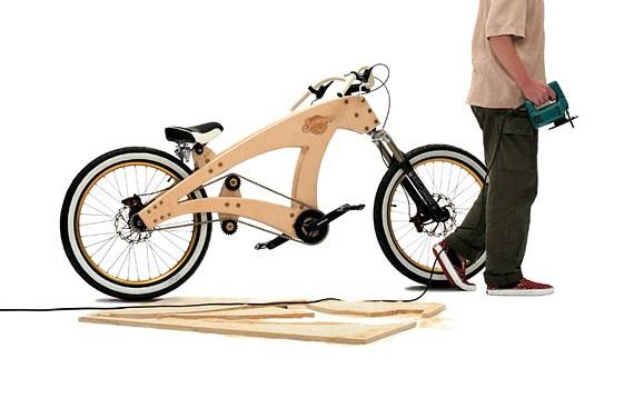Fahrrad Mach selbst 2