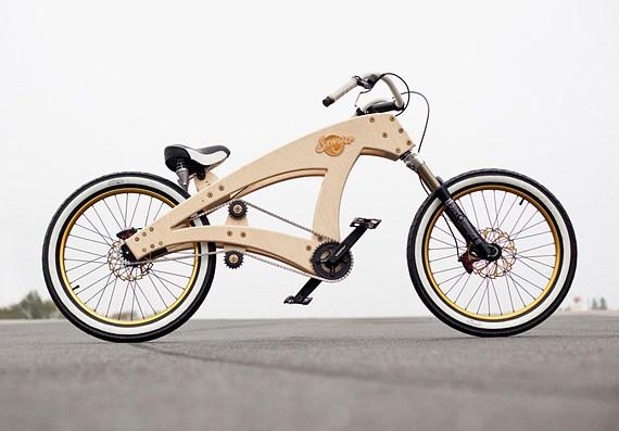 Fahrrad Mach selbst 3