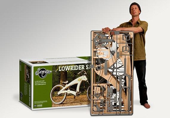 Fahrrad Mach selbst