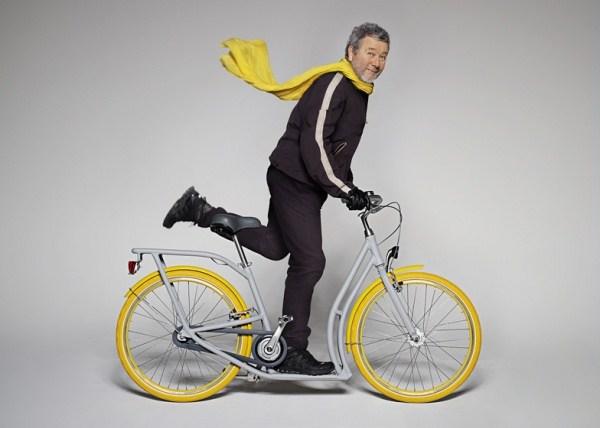 Fahrrad-Roller