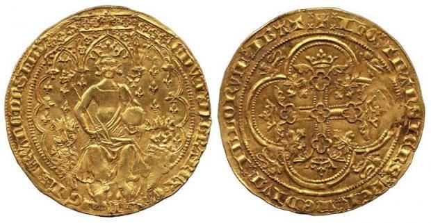 Florin Edward III