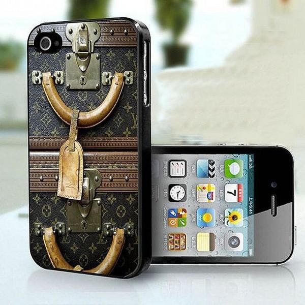 Futteral fuer das iPhone von Louis Vuitton