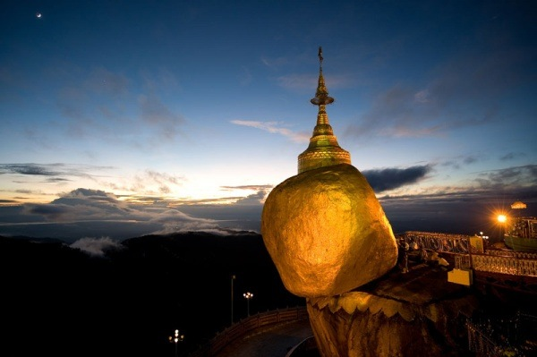 Goldstein, Berg Chayttiyo, Burma 1