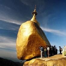 Goldstein, Berg Chayttiyo, Burma
