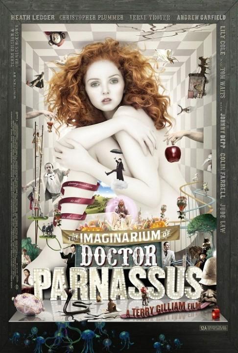 Imagination Kabinett des Dr. Parnassus