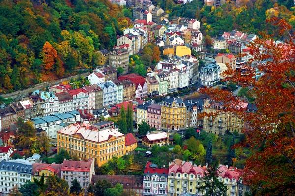 Karlovy Vary, Tschechische Republik