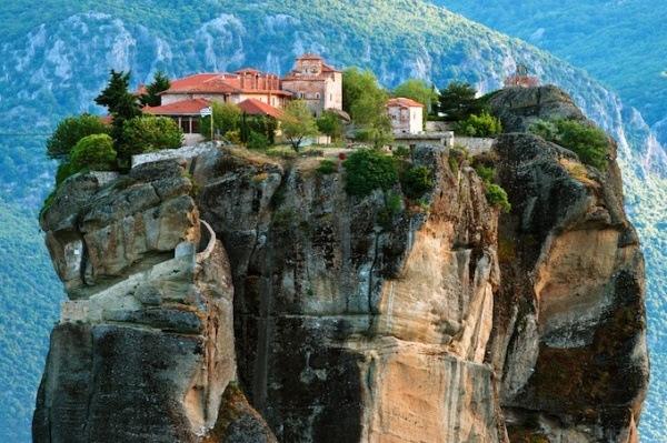 Kloster Meteor, Griechenland