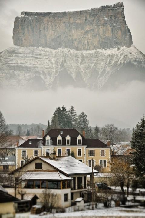 Mont Aiguille, Frankreich