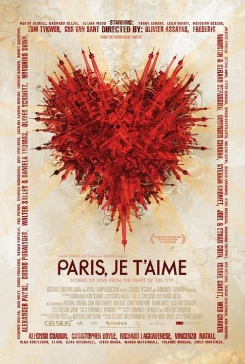 Paris, je t'aime, ich liebe dich