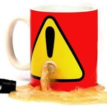 Plug Mug System gegen Diebe