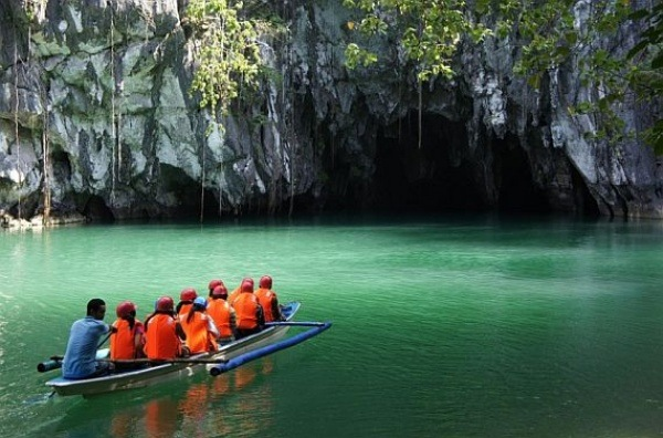 Puerto Princesa Subterranean River National Park, Philippinen