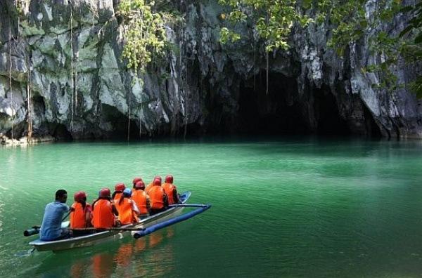 Puerto Princesa Subterranean River National Park, Philippinen