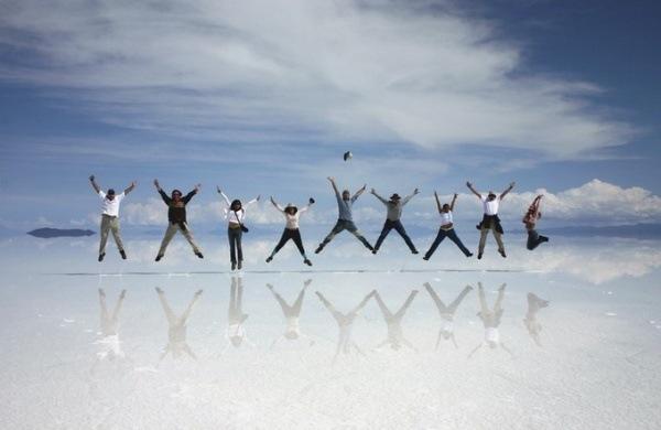See Salar de Uyuni, Bolivien 1