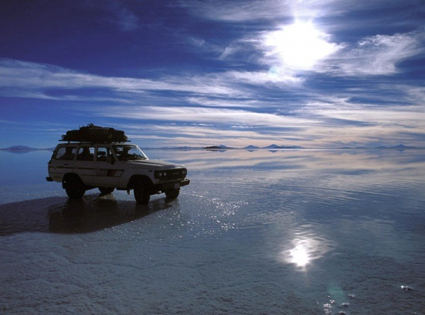 See Salar de Uyuni, Bolivien