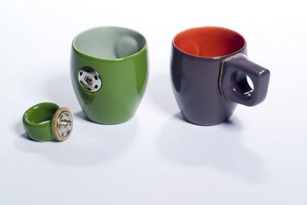 Snap-Cups bieten