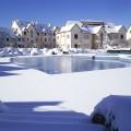 Stadt Ifrane in Marokko