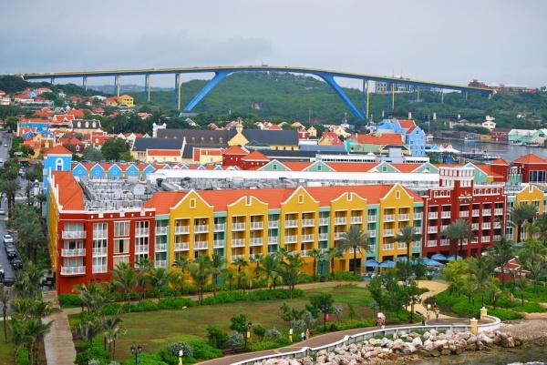 Viillemstad, Curaçao, Karibik