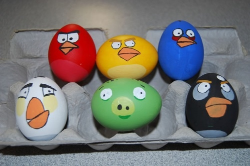 Wuetende Voegel - Angry Birds