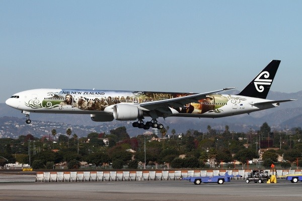 Airline Air New Zealand