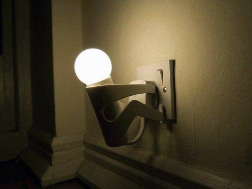 Aussergewoehnliche Leuchten