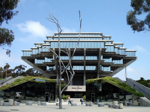 Bibliothek Geisel University of California, San Diego