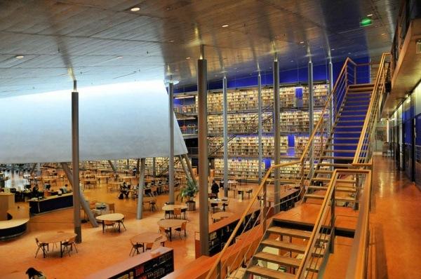 Bibliothek der Technischen Universitaet Delft