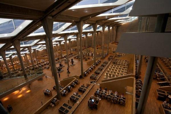 Bibliothek von Alexandria, Alexandria 2