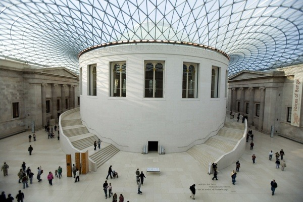 British Museum, London, UK 1
