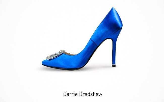 Carrie Bradshaw  Schuhe