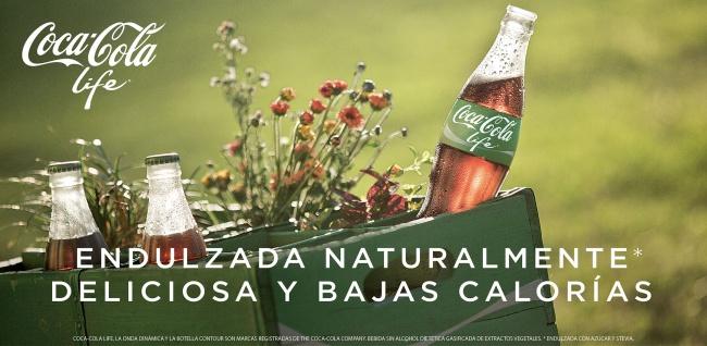 Coca-Cola mit grune Etikett 03