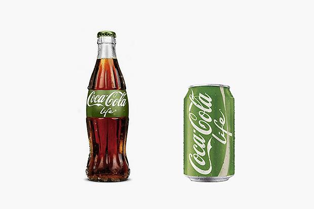 Coca-Cola mit grune Etikett 05
