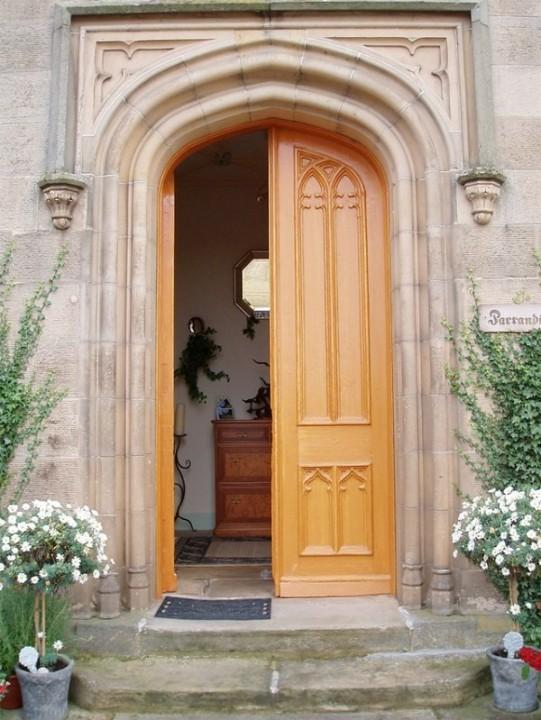Das Hotel befindet sich in der Kirche, Grossbritannien 1