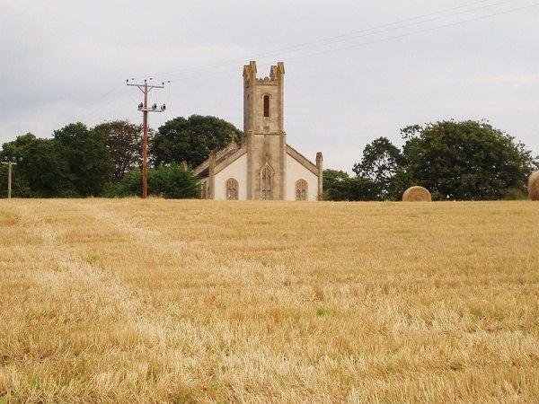 Das Hotel befindet sich in der Kirche, Grossbritannien