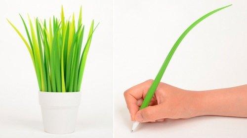 Der Griff pflanze