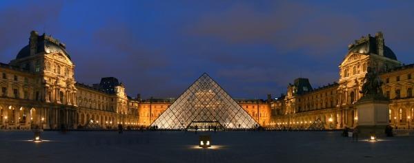Der Louvre, Paris, Frankreich 2