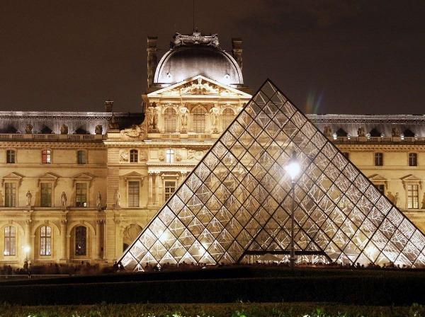 Der Louvre, Paris, Frankreich