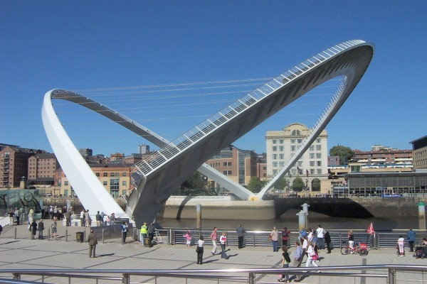 Die bewegliche Brücke 1