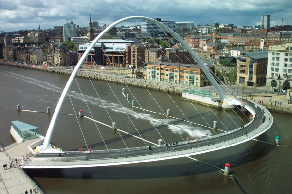 Die bewegliche Brücke